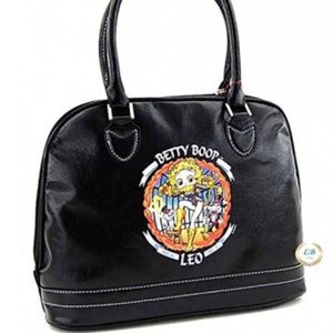 Betty Boop Zodiac Purse with Top Handles